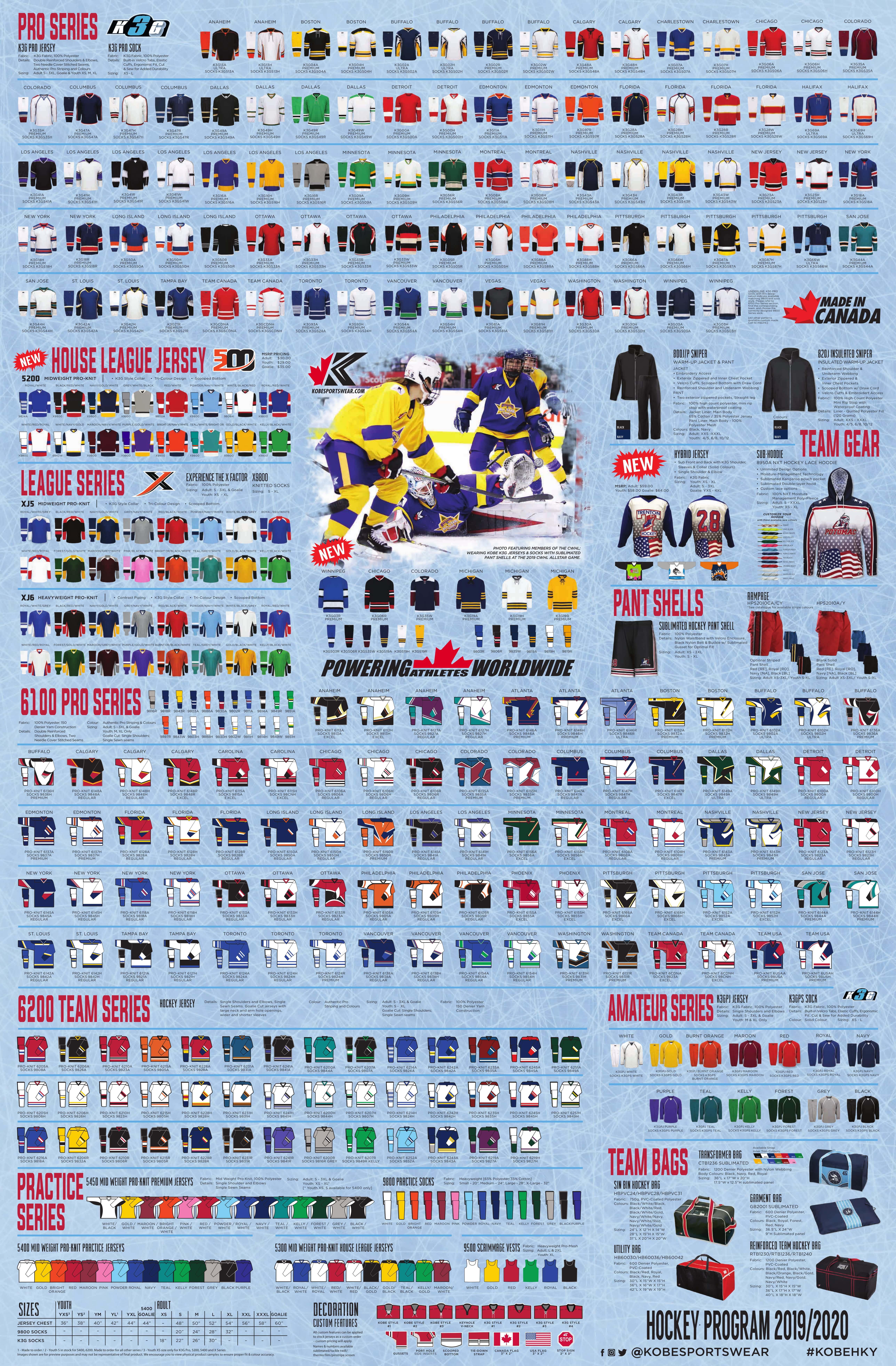 08a493765ec1 Kobe Sportswear- Catalogues