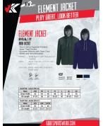 Element Jacket: 810J Rain Jacket