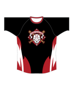 SUBLIMATED CREW NECK BASEBALL JERSEY