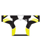 SUBLIMATED LACROSSE JERSEY