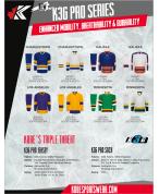 K3G Pro Series Jerseys
