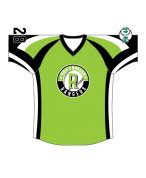 SUBLIMATED V-NECK BASEBALL JERSEY