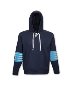 SUBLIMATED DANGLER HOCKEY LACE HOODY