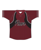 SUBLIMATED 2 BUTTON BASEBALL JERSEY