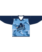 SUBLIMATED HYBRID JERSEY